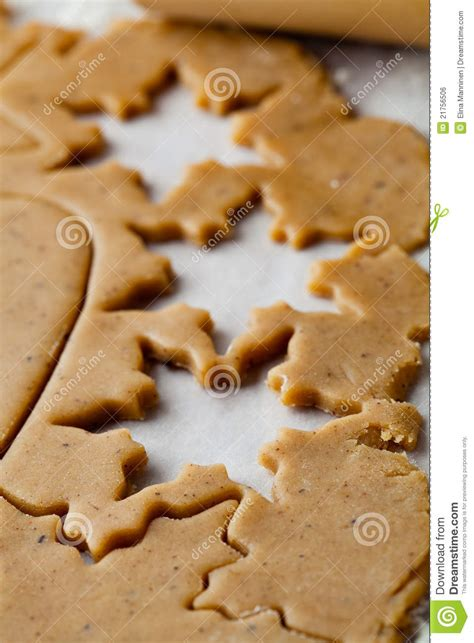 gingerbread dough royalty free stock image image 21756506