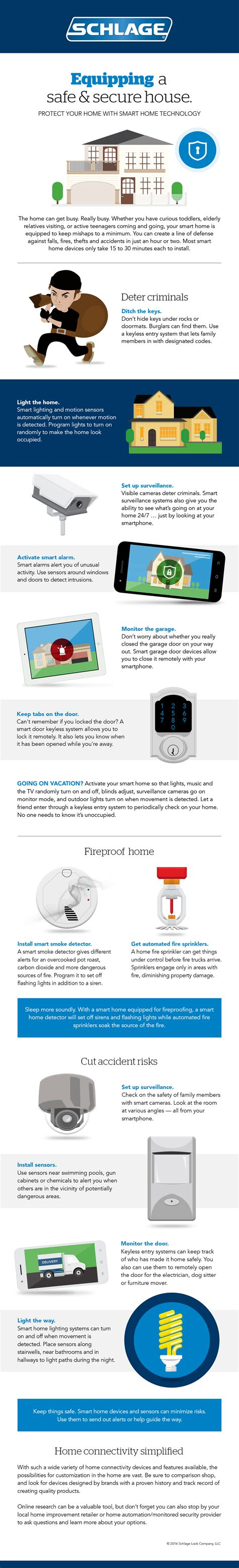 is smart home technology a security risk how to increase home security with smart home technology