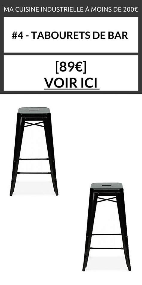 Lot De Tabouret De Bar Pas Cher by Relooking Ma Cuisine Moins De Uac With Lot De Tabouret De