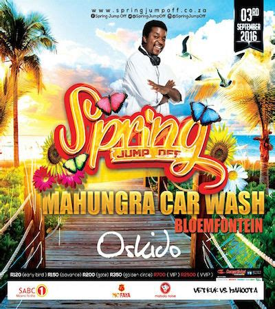spring house music house music south africa what s happening this weekend