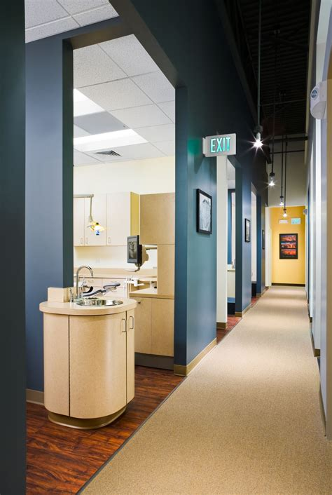 dental office design bradburn dentistry joearchitect