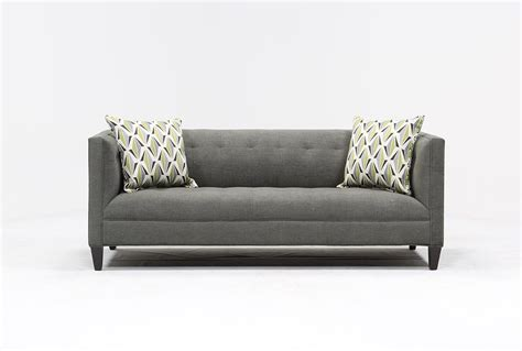 living spaces loveseat jensen sofa living spaces