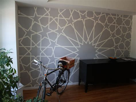 wall paint design ideas with tape 60 things you can decorate with washi tape