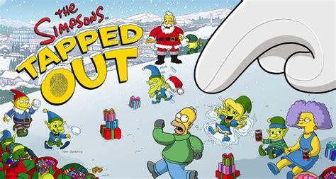 imagenes navidad de los simpson los simpson springfield mod 4 12 0 navidad 2014 donas