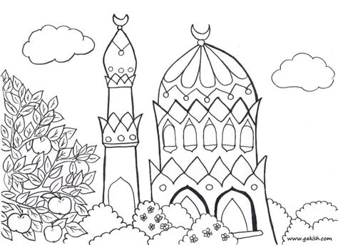 printable islamic coloring pages islamic word colouring pages 288221 islamic coloring pages