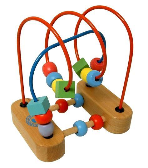 roller coaster bead maze