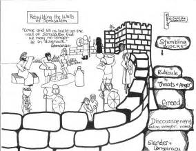 free bible coloring pages nehemiah nehemiah restores aunties bible lessons