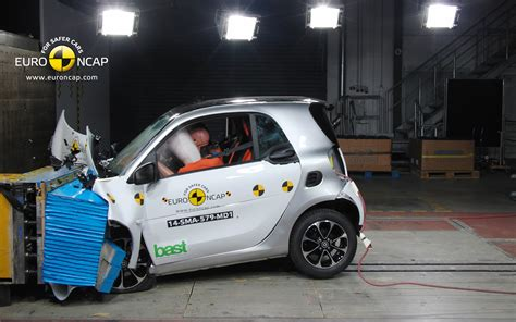 smart crash test euroncap announces crash test scores for land rover