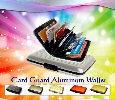 Dompet Kartu Biru dompet kartu kredit bisa menyimpan 30 kartu sekaligus