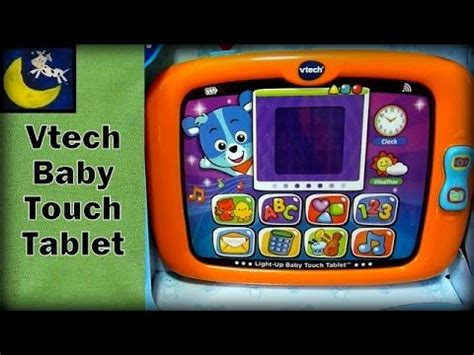 vtech light up baby touch tablet vtech light up baby touch tablet review