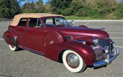 1940 Cadillac Convertible by 1940 Cadillac Series 62 Connors Motorcar Company