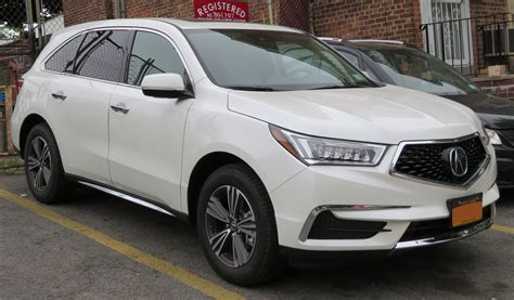 Acura Car 2020 by 2020 Acura Mdx Fwd Redesign Release Date Price 2020
