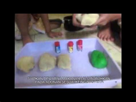 cara membuat anak malam pertama cara membuat mainan doh malam dari tepung aman buat