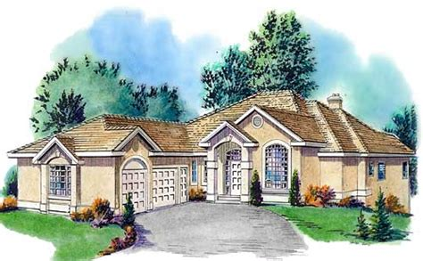 southwest style house plans southwest style house plans 2481 square foot home 1