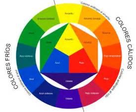 color con j circulo cromatico paleta