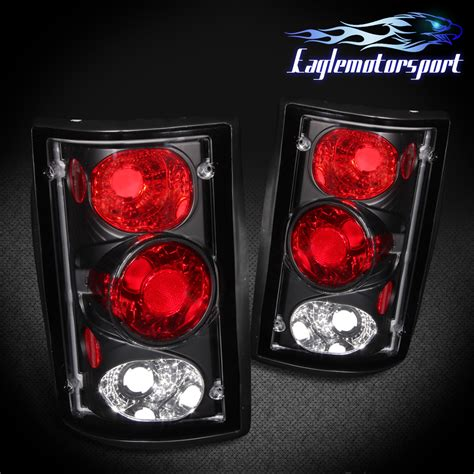 2002 ford excursion tail lights 2000 2006 ford excursion 95 06 econoline van e series