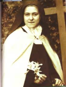 Prayer To St Teresa Of Little Flower - saint therese of avila quotes quotesgram