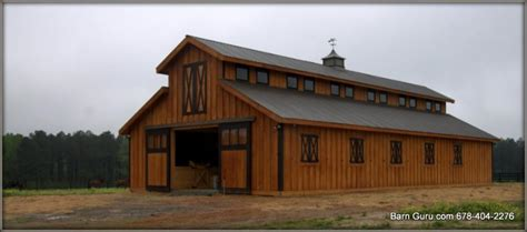 Cypress Floor Plan barn plans 10 stall horse barn design floor plan