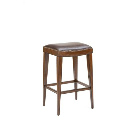 napa bar stool hillsdale furniture napa valley 40 in dark brown cherry finish swivel cushioned bar stool 4294