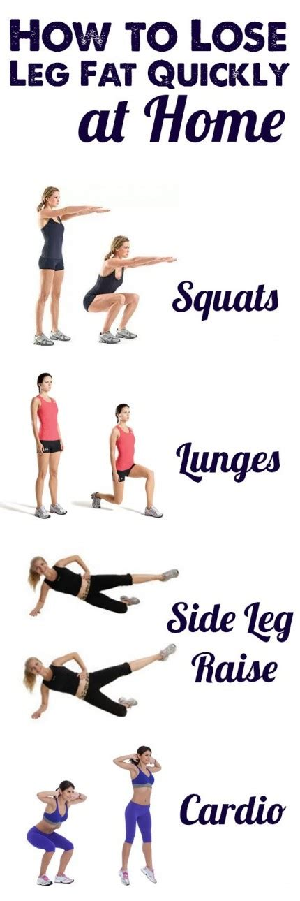 how to lose leg quickly at home fitpn