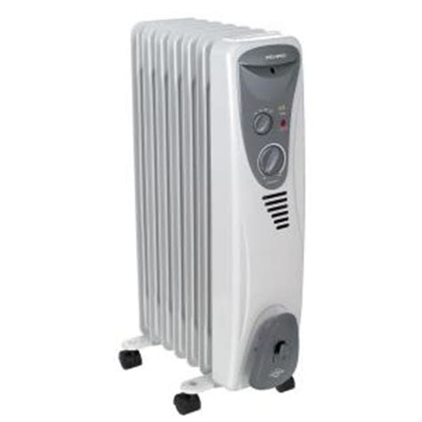 home depot pelonis filled radiator digital fan