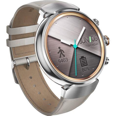 asus zenwatch 3 smartwatch wi503q sl bg b h photo