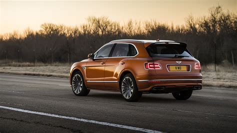 2020 bentley suv wallpaper bentley bentayga speed 2020 suv 4k