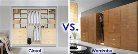 Closet Vs Wardrobe by Economic State And The Requirement Of New Storage