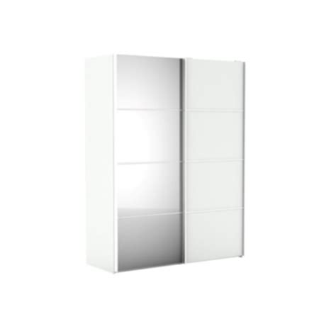 Armoire 2 Portes Coulissantes by Armoire 2 Portes Coulissantes Glass Blanc Dressings But