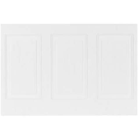 Mdf Wainscoting Home Depot Null 1 4 In X 32 In X 48 In Mdf Wainscot Panel Home