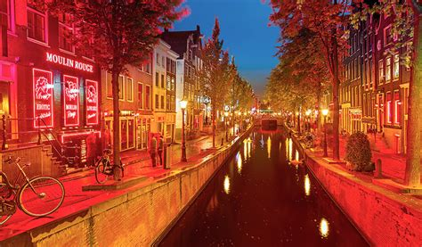 the best of amsterdam s light district nightlife