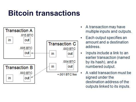 bitcoin transaction bitcoin jeff chase duke university ppt video online