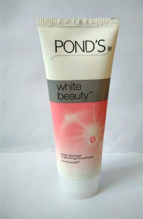 Ponds White Detox Spotless White Review by Ponds White Daily Spotless Lightening Foam