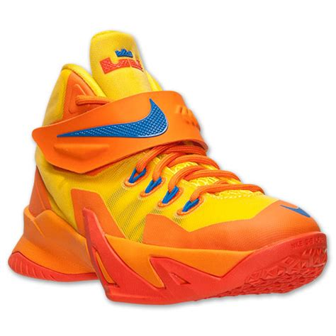basketball shoes kid nike zoom lebron soldier 8 basketball shoes tour