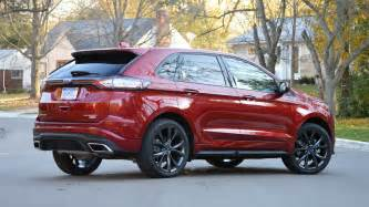 Ford Sport 2017 Ford Edge Sport Review Is Here Drivers Magazine