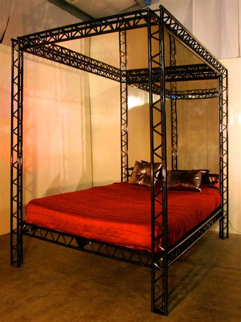 bondage headboard versatile bondage bed from kinkybeds com bdsm gear that