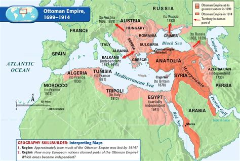 middle east ottoman empire ottoman empire map 1914 yahoo image search results