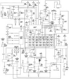 wiring diagram 2008 chrysler town and country plymouth voyager wiring diagrams automotive