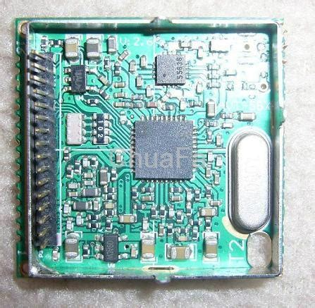 cmos 5.8ghz fm/fsk transmitter module taiwan