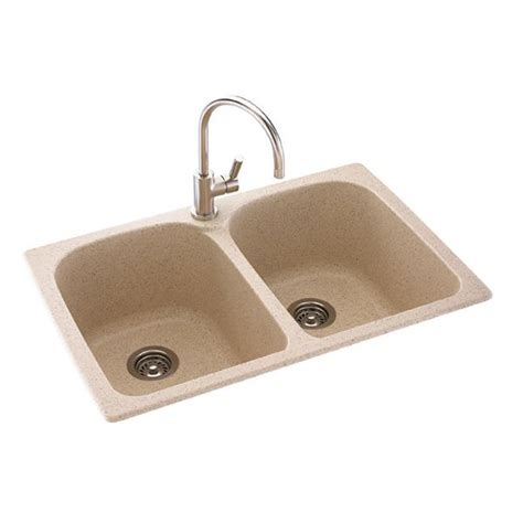 Swanstone Kitchen Sinks Swanstone Ks02233lb Metropolitan Bowl Kitchen Sink Atg Stores