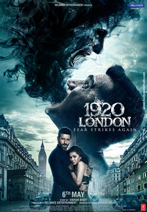 1920 London 2016 Full Movie Download 1920 London 2016 Movie Hd Official Poster 1 Bollywoodmdb