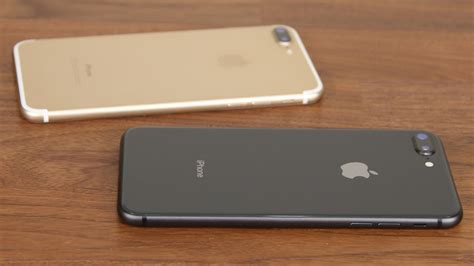 iphone 8 plus vs iphone 7 plus comparison