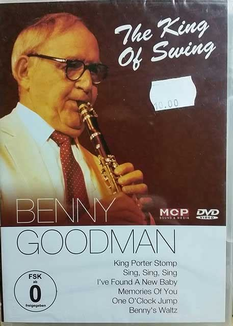 benny goodman the king of swing benny goodman the king of swing sanantonio42