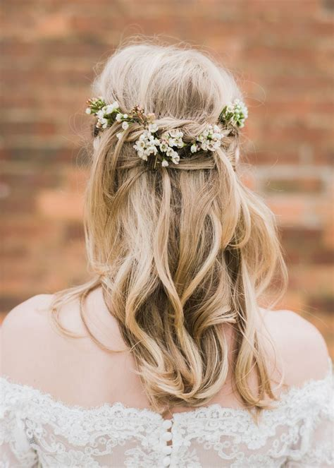 Country Wedding Hairstyles For Hair by 100 Gorgeous Rustic Wedding Hairstyles Ideas That Must You