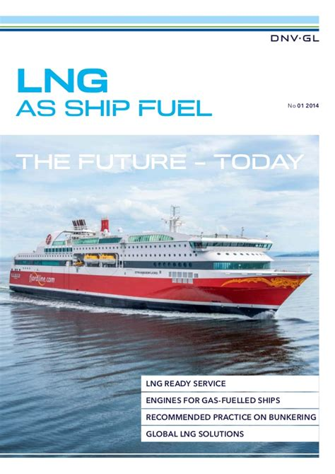 ship fuel lng as ship fuel