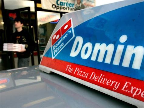 domino pizza jatinangor delivery domino s pizza driver on paid leave after shooting