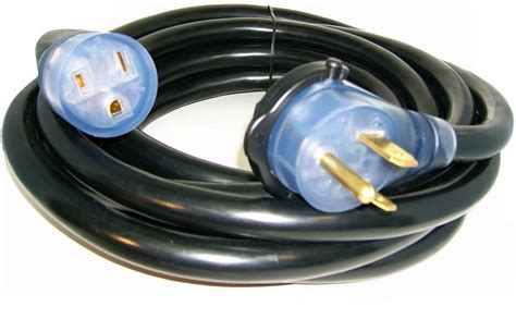 direct wire extension cord 230 volt 25 or 50 8 3