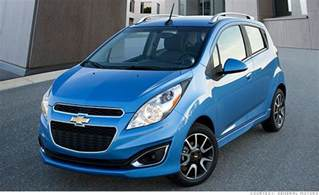 chevrolet spark 10 cheapest new cars in america cnnmoney