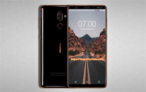 Nokia 7 Plus nokia 7 plus renders leaked shows thin bezels and dual