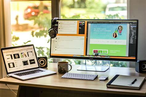 Desk Workspace by Justin Kwak S Workspace Mac Desks